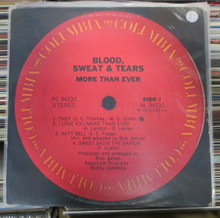 BLOOD, SWEAT & TEARS - More Than Ever