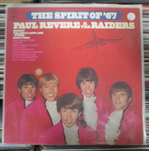 REVERE, PAUL & THE RAIDERS - The Spirit Of '67