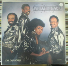 KNIGHT, GLADYS & THE PIPS - Love Overboard 12""