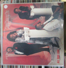 KNIGHT, GLADYS & THE PIPS - All Our Love  LP