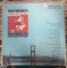 BENNETT, TONY - I Left My Heart In San Fransisco / Sings The Great Hits Of Today