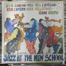JAZZ AT THE NEW SCHOOL - Various