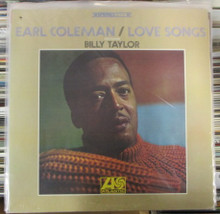 COLEMAN, EARL with Billy Taylor - Love Songs