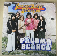 BAKER, GEORGE SELECTION - Paloma Blanca . LP