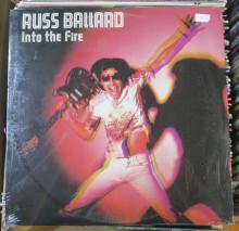 BALLARD, RUSS - Into The Fire