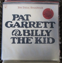 PAT GARRETT & BILLY THE KID - Soundtrack - Bob Dylan