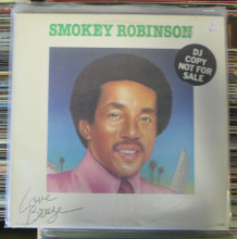 ROBINSON, SMOKEY - Love Breeze