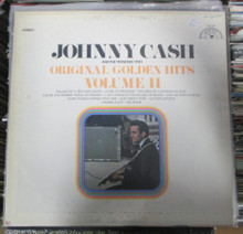 CASH, JOHNNY & THE TENNESSEE TWO - Original Golden Hits V2
