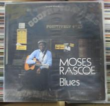 RASCOE, MOSES - Blues