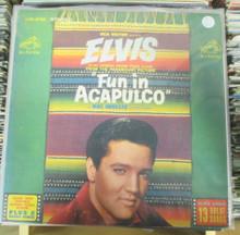 PRESLEY, ELVIS - Fun In Acapulco Soundtrack