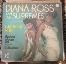 ROSS, DIANA & THE SUPREMES - Greatest Hits