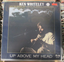WHITELY, KEN - Up Above My Head