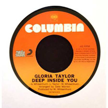TAYLOR, GLORIA - Deep Inside You / World That's Not Real