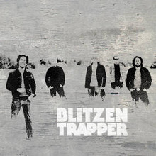 "BLITZEN TRAPPER - Hey joe 7"""