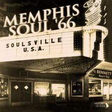 MEMPHIS SOUL '66 - Various