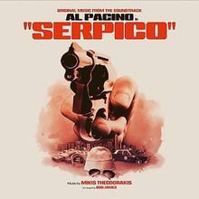 SERPICO - Soundtrack - Mikis Theodorakis