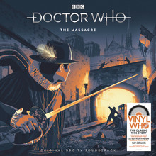 DOCTOR WHO - The Massacre - Soundtrack