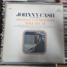 CASH, JOHNNY - Original Golden Hits Vol. 2