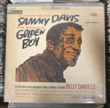 GOLDEN BOY - Cast Album - Sammy Davis