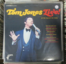 JONES, TOM - Live At The Talk Of The Town