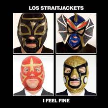 """LOS STRAITJACKETS - I Feel Fine 7"""""""