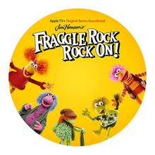FRAGGLE ROCK ROCK ON - Picture Disc 10""