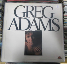 ADAMS, GREG - Self Titled