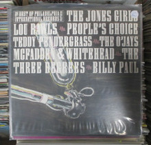 BEST OF PHILADELPHIA INTERNATIONAL RECORDS, THE - V.A.