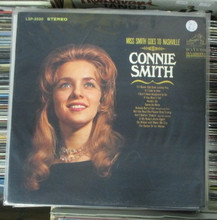 SMITH, CONNIE - Miss Smith Goes To Nashville
