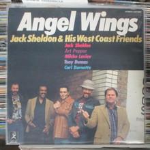 SHELDON, JACK & HIS WEST COAST FRIENDS - Angel Wings
