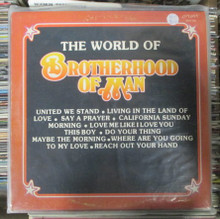 BROTHERHOOD OF MAN - The World Of