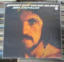 CAPALDI, JIM - Short Cut Draw Blood LP