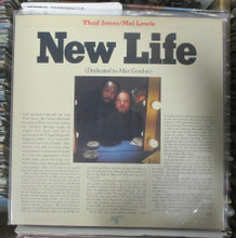 JONES, THAD & MEL LEWIS - New Life