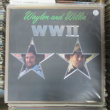 WAYLON & WILLIE - WW II