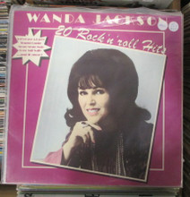 JACKSON, WANDA - 20 Rock N Roll Hits