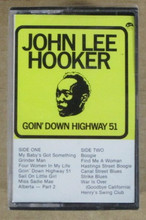 HOOKER, JOHN LEE - Goin' Down Highway 51