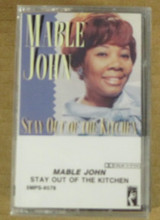 JOHN, MABLE - Stay Out Of The Kitchen
