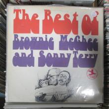 McGHEE, BROWNIE & SONNY TERRY - The Best Of