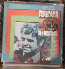 FERGUSON, MAYNARD -  MF Horn and MF Horn II