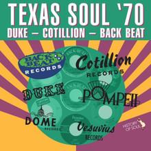 TEXAS SOUL '70 - Various