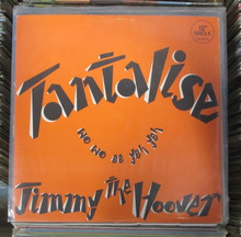 """JIMMY THE HOOVER - Tantalise 12"""""""