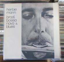 MANN, HERBIE - nBrazil, Bossa Nova & Blues