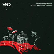 VITAMIN STRING QUARTET - Performs My Chemical Romance