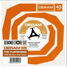 """FLIRTATIONS - Nothing But A Heartache 7"""""""