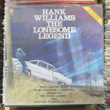 WILLIAMS, HANK - The Lonesome Legend