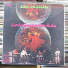Copy of IRON BUTTERFLY - In-A-Gadda-Da-Vida LP