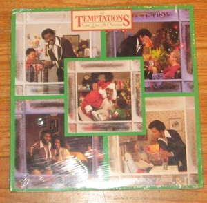 Temptations Christmas.Temptations Give Love At Christmas