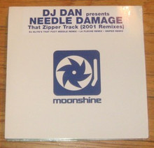 DJ DAN/ NEEDLE DAMAGE - Zipper Track 2001 Mixes