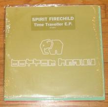 SPIRIT FIRECHILD - Time Traveller E.P.