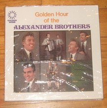 ALEXANDER BROTHERS - Golden Hour Of The